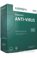 ПО Kaspersky Anti-Virus 2015 Box 2Dt (Стартовая версия)