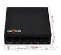 Коммутатор (Switch) 5port LogicPower LP-NS-5PP 10/100Mb