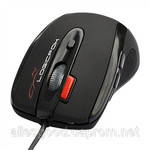 Мышь LogicFox GM-026 Black USB